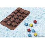 molde silicone estrelas de chocolate – 6.5€