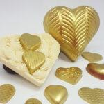 9396 coração textura plumas BWB