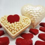 9397 coração textura gouge BWB