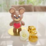 9984_BWB urso médio coração