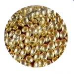 drageias ouro vintage