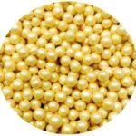 pérolas amarelas L