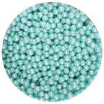 pérolas azul claro s