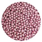 pérolas rosa metalizado
