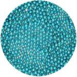pérolas s azul metalizado