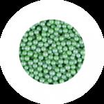 pérolas verde L