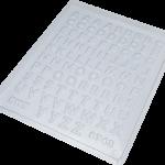 9743- mini alfabeto